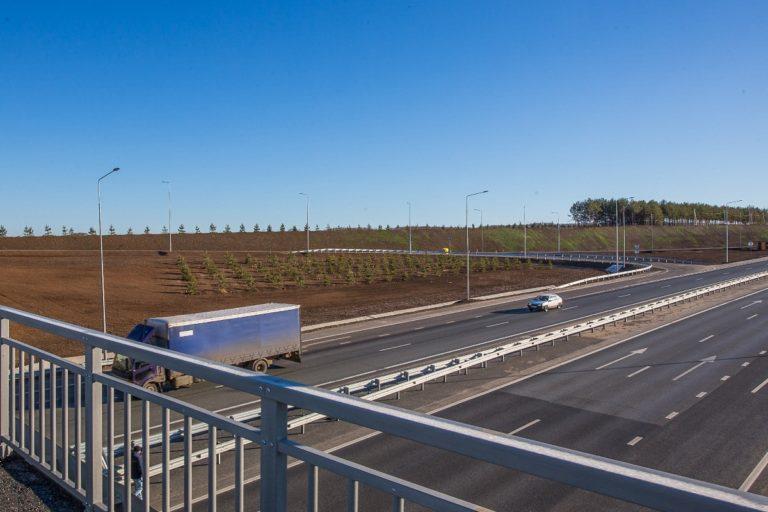 Дмитрий Медведев одобрил проект платной скоростной трассы «Москва-Казань»