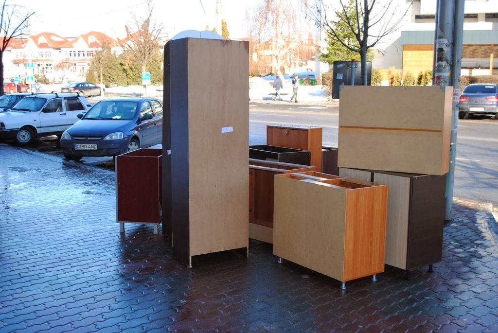 Утилизация старой мебели - Краснознаменск и Московская область